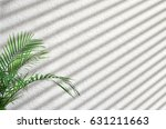 sun light on wall or blind...   Shutterstock . vector #631211663