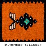 romanian folk seamless pattern... | Shutterstock . vector #631230887