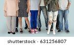 diversity of people generations ...   Shutterstock . vector #631256807