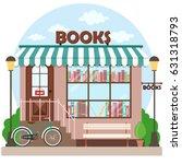 Bookshop  Bookstore  Building...