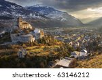 The Medieval Castle Valere And...