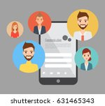 business infographic to... | Shutterstock .eps vector #631465343