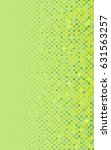 light green  yellow banner with ... | Shutterstock . vector #631563257