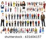 vector  illustration  flat... | Shutterstock .eps vector #631606157