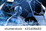 machine learning systems  ... | Shutterstock . vector #631608683