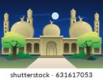 a vector illustration of... | Shutterstock .eps vector #631617053