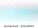 light pink  blue vector banner... | Shutterstock .eps vector #631618967
