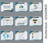 professional business... | Shutterstock .eps vector #631620833
