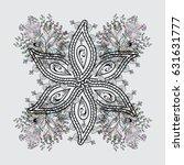 decorative illustration for... | Shutterstock .eps vector #631631777