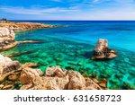 beautiful natural rock near of... | Shutterstock . vector #631658723