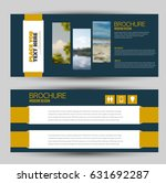 flyer template. banner or web... | Shutterstock .eps vector #631692287