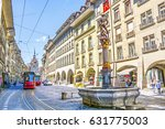 streets with shopping area and...   Shutterstock . vector #631775003