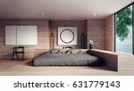 The Loft And Modern Bedroom  ...