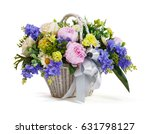 Close Up Flower Bouquet...