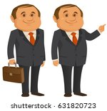clerk man | Shutterstock .eps vector #631820723