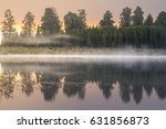 lake matheson. locate near the... | Shutterstock . vector #631856873