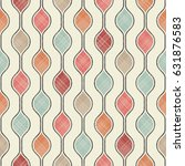 Abstract  Seamless Pattern Wit...