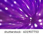 Abstract  Violet Fractal...