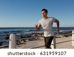 portrait of active middle age... | Shutterstock . vector #631959107