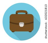 portfolio icon | Shutterstock .eps vector #632021813