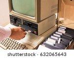 cisternino  italy   january 4 ...   Shutterstock . vector #632065643