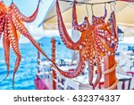 Drying Octopus Arms In...