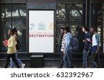 travel destination trip tourism ... | Shutterstock . vector #632392967