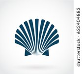 Sea Shell Blue Logo