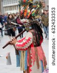 Small photo of Pan Flute Player