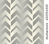 seamless zig zag background.... | Shutterstock .eps vector #632551433