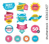 sale banners  online web... | Shutterstock .eps vector #632611427