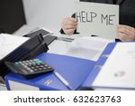 An Employee Is In Trouble. He...