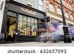 london  uk   8 march 2017  long ... | Shutterstock . vector #632657093