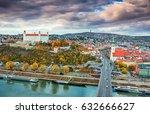 bratislava slovakia oktober 30  ...   Shutterstock . vector #632666627