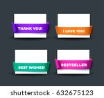blank business card template...   Shutterstock .eps vector #632675123