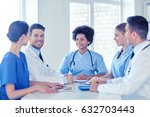 hospital  profession  people... | Shutterstock . vector #632703443