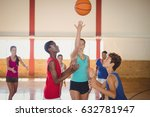 determined high school kids... | Shutterstock . vector #632781947