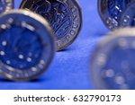New One Pound British Sterling...