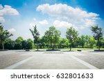 park | Shutterstock . vector #632801633