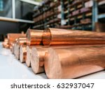 copper material store