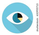 analytics icon | Shutterstock .eps vector #632955713
