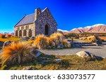 Church Of Good Shepherd On The...