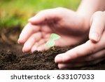 environment. | Shutterstock . vector #633107033