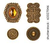 Four Different Medieval Bronze...