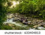Mossman Gorge   River In...