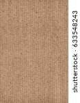 recycled brown corrugated... | Shutterstock . vector #633548243