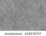 recycled gray corrugated... | Shutterstock . vector #633578747