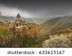 Tatev Monastery In The Spring ...
