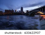 The St Anthony Falls On The...