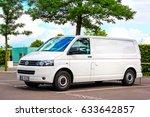 wolfsburg  germany   august 14  ...   Shutterstock . vector #633642857